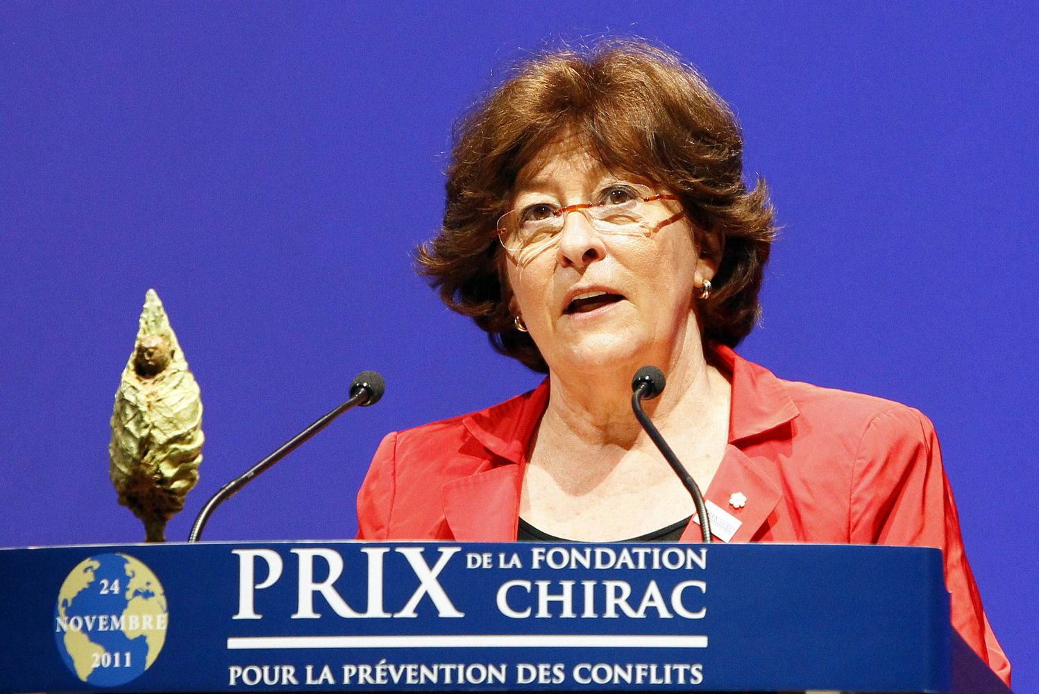 Louise Arbour – JT prokurorė, nuvertusi karo generolus