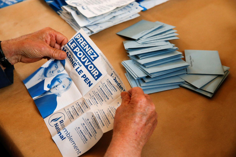 EP rinkimai Europoje: ES populistams nepavyko