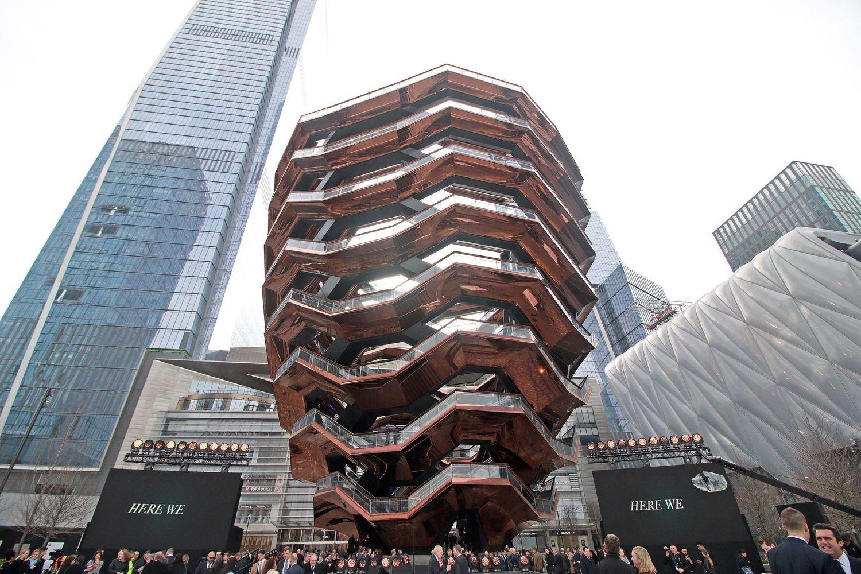 Niujorke – laiptai už 200 mln. USD