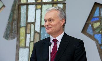 A. Duda pakvietė G. Nausėdą vizito