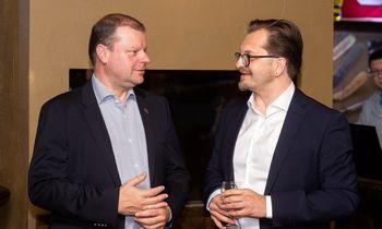 LVŽSEP rinkimų štabo vadovas apie rezultatus: šita partija nėra nubuksuota