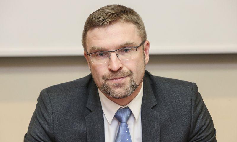 Linas Kukuraitis. Vladimiro Ivanovo (VŽ) nuotr.