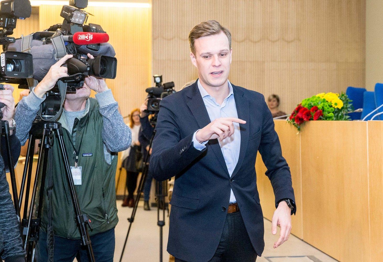 G. Landsbergis: mėginome netrukdyti I. Šimonytei, bet ne viskas pavyko