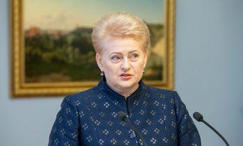 D. Grybauskaitė susitiks su G. Nausėda