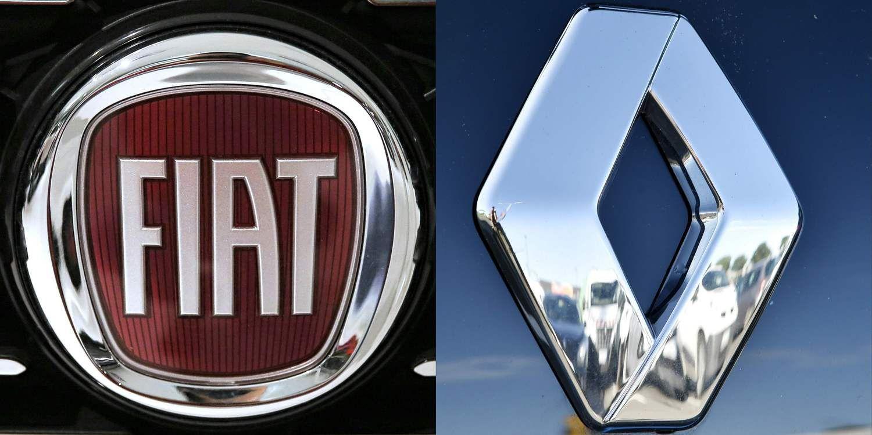 """""""Fiat Chrysler"""" nori susijungti su """"Renault"""""""