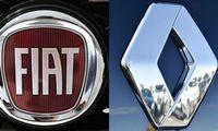 """""""Fiat Chrysler"""" nori susijungti su """"Renault"""", akcijos pasileido į ralį"""