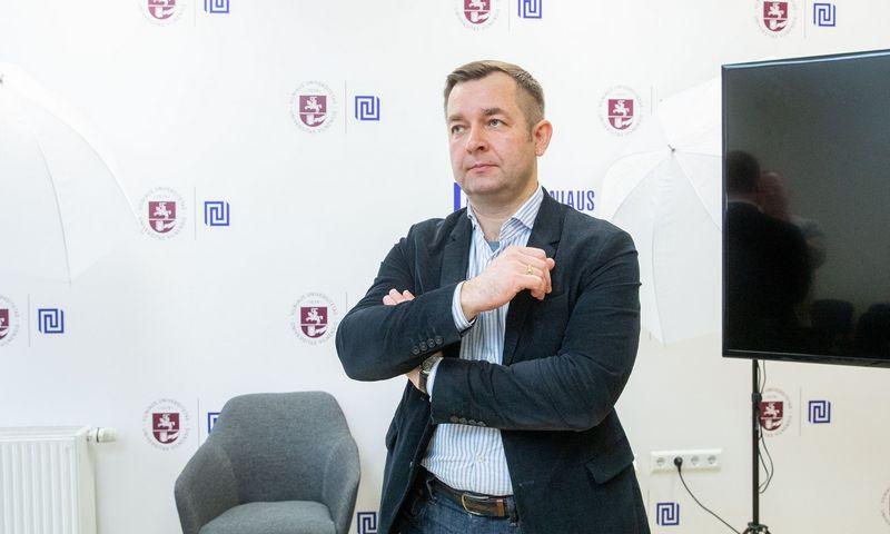 Ramūnas Vilpišauskas. Juditos Grigelytės (VŽ) nuotr.