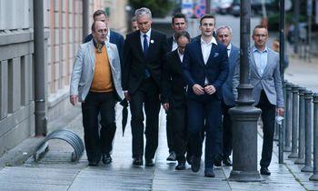 Prezidento rinkimai: G. Nausėda aplenkė I. Šimonytę dvigubai