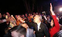 Žinios apie išrinktą naująjį prezidentą trečdalis Lietuvos laukė kartu su LRT