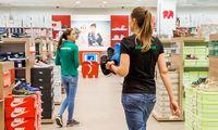 Prekybininkų apyvarta padidėjo 10,2%