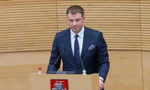 Seimas perrašo nemokumo įstatymus