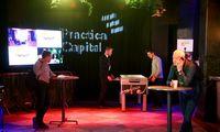 """Startuolių konferencijos """"Startup Fair"""" akimirkos"""