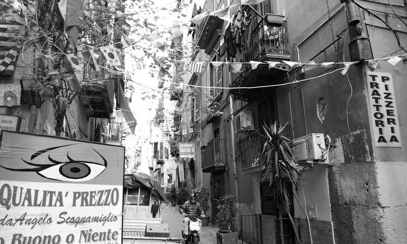 Neapolyje karaliaus nėra. Bet yra karalienė. Jos vardas – Margherita. Pauliaus Jurkevičiaus nuotr.