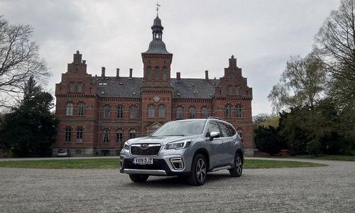"""VŽ bando """"Subaru Forester"""": jokių parketinių nesąmonių"""