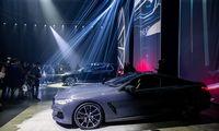 Naujų automobilių rinkaišlaikė spartų augimąir gegužę