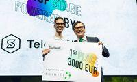 """""""Startup Fair 2019"""" metų startuolio titulą iškovojo """"Eddy Travels"""""""