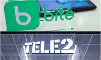 """""""Bitė"""" ir """"Tele2"""" kartu spartins 5G diegimą Lietuvoje ir Latvijoje"""