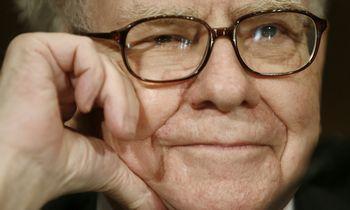 Už pietus su W. Buffettu nepagailėjo 4,5 mln. USD