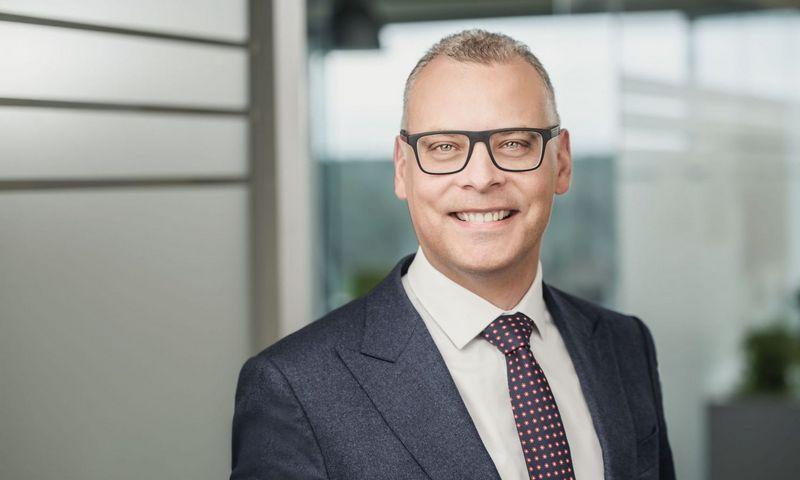 """""""Capitalica Asset Management"""" generalinis direktorius Andrius Barštys. Bendrovės nuotr."""