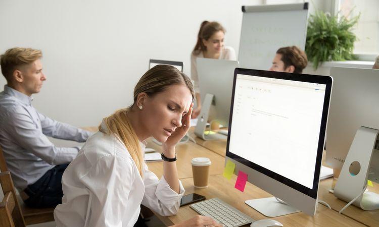 Darbuotojai dažnai serga? Kaltas gali būti ir biuro tipas