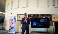 """Startuoja """"Telecentro"""" hibridinė TV"""