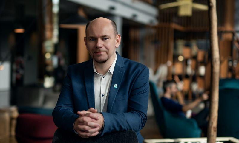 """Ramūnas Liubertas, """"ESET Lietuva"""" IT inžinierius, pabrėžia, kad nė viena saugumo sprendimus kurianti gamintoja negali užtikrinti šimtaprocentinės apsaugos nuo grėsmių, jeigu pats vartotojas elgiasi neatsakingai. Bendrovės nuotr."""