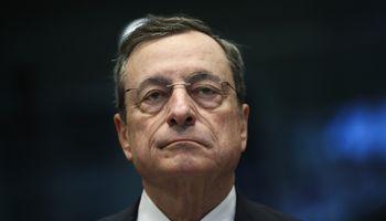 Mario Draghi: Vitas Vasiliauskas yra labai patikimas