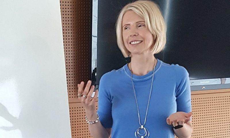 ISM Vadybos ir ekonomikos universiteto Vadovų MBA studijų lektorė, koučingo specialistė Lėda Turai.