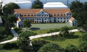 Vietoje buvusio Reformatų Sinodo pastato planuojami prabangūs butai