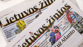 """Uždarytas """"Lietuvos žinių"""" naujienų portalas"""