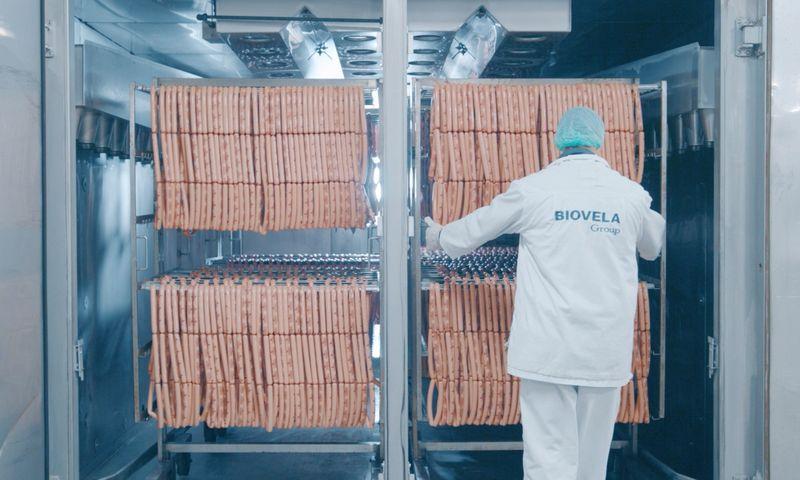Metų pradžioje visą mėsos produktų gamybą grupė perkėlė į vieną bendrovę. Bendrovės nuotr.