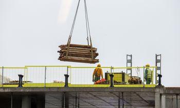 Naujas medžiagas statyboms kurianti GRH LT pasirašė milijoninę sutartį su LVPA