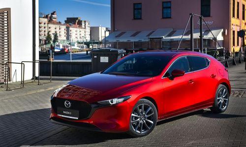 "VŽ bando ""Mazda 3"": nauji ketvirtosios kartos koziriai"