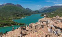 Savaitgalis Abrucuose, pamirštame Italijos rojuje