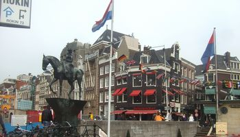Amsterdamas rengia dar vieną mokestį turistams