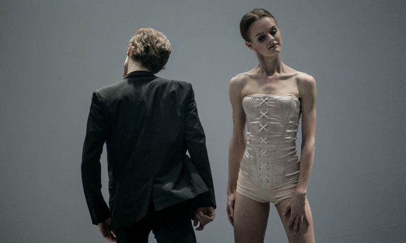 "Baletas ""Radio and Juliet"" festivalyje ""Midsummer Vilnius"". Juliaus Kalinsko (""15min""/""Scanpix"") nuotr."