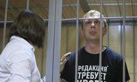 Sulaikytajam Rusijos žurnalistui skirtas namų areštas