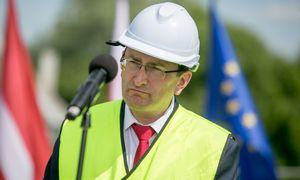 Latvijos ministras: Rengės ruože galėtų važiuoti keleiviniai traukiniai
