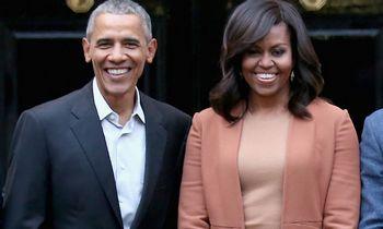 """B. ir M. Obamos kurs tinklalaidę """"Spotify"""" platformoje"""