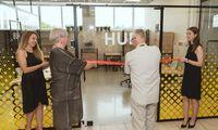 """Prekybos centre """"Unideco"""" atidaryta pirmoji Lietuvoje specializuota bendradarbystės erdvė"""