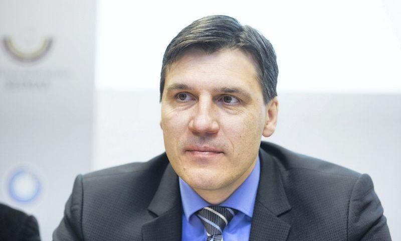 """Nerijus Pačėsa paskirtas naujuoju """"Global BOD Group"""" direktoriumi. """"15min"""" / """"Scanpix"""" nuotr."""