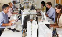 Biuro interjeras darbuotojų Lietuvoje nedžiugina: gali lemti prastus darbo rezultatus