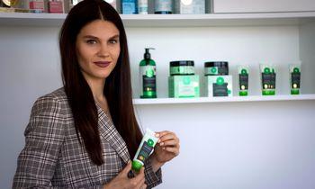 GREEN FEEL'S: lietuviško prekės ženklo dialogas su vartotoju