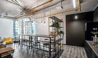 Šių dienų biurų interjero dizaino tendencijos: pirmenybė – darbuotojams ir ekologiškumui