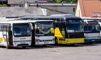 Keleivių vežėjųTOP 10– valstybės įmonių lyderystė ir konkurencija su privačiu verslu