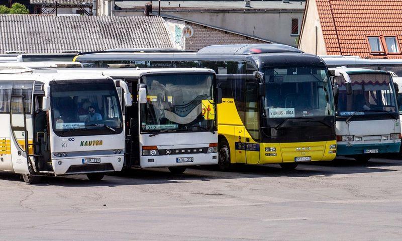 Keleivių vežėjų rezultatus 2018 m. lėmė įvairiausi veiksniai. Juditos Grigelytės (VŽ) nuotr.