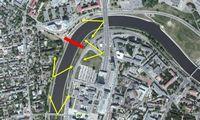 Ieško architektų naujam tiltui per Nerį Vilniuje