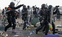 Honkonge įsismarkuoja protestai
