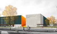 Pateikė Pilaitės mokyklos sostinėje architektūrines idėjas