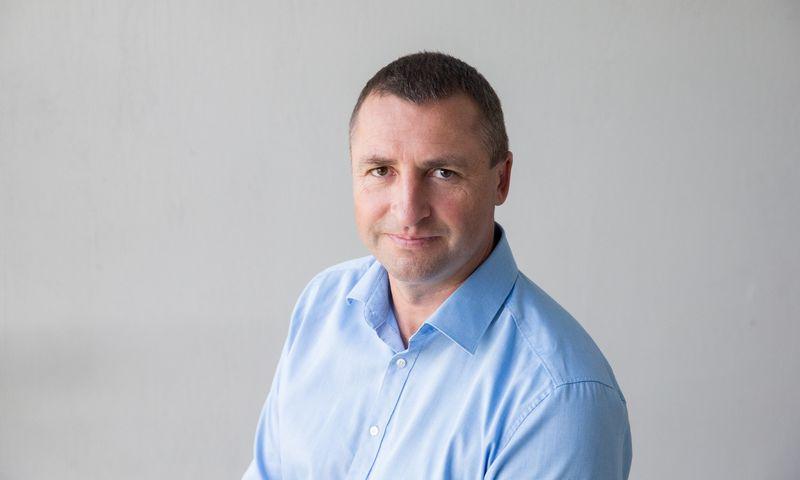 Rimvydas Jogėla, PwC vadovaujantis partneris. Juditos Grigelytės (VŽ) nuotr.